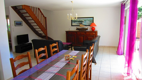 Holiday rental Guernesey for 6 people