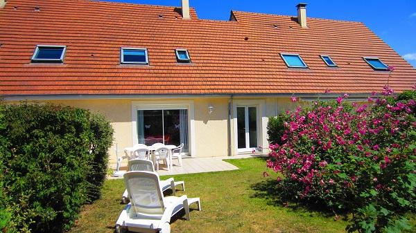 Ferienhäuser FEWO in Normandie Barneville Jersey und Guernesey