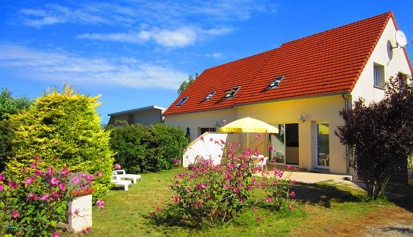 Ferienwohnungen in Normandie Barneville Carteret 6 bis 8 Personen